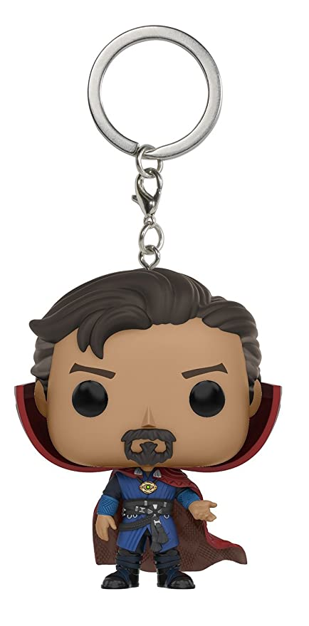 Funko Pocket POP Keychain: Dr. Strange - Dr. Strange Action Figure