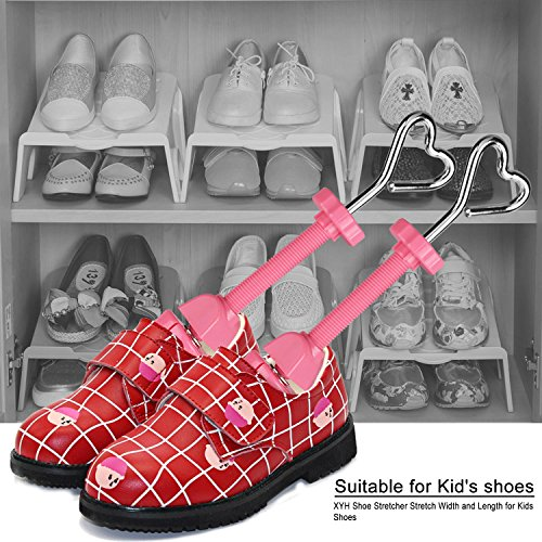 XYH Shoe Stretcher for Kids fit for 7-15 Years Old Chidren,2-Way Shoe Stretcher Stretches Length and Width. by XYH (Image #2)
