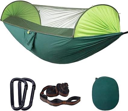 Doble camping hamaca, Tienda de campaña Lona Refugio 2,90 * 1 ...