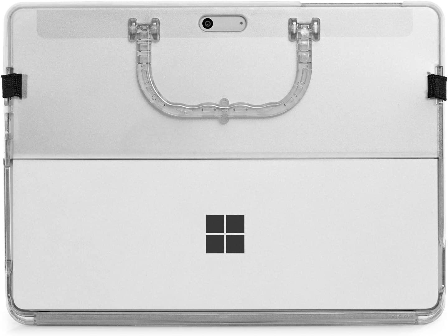 mCover Hard Shell Case for 10-inch Microsoft Surface Go Tablet Computer Released After August, 2018 (Clear)