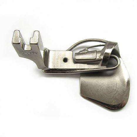 KUNPENG – # 490359 Prensatelas para dobladillo para máquina de coser industrial de doble pliegue con