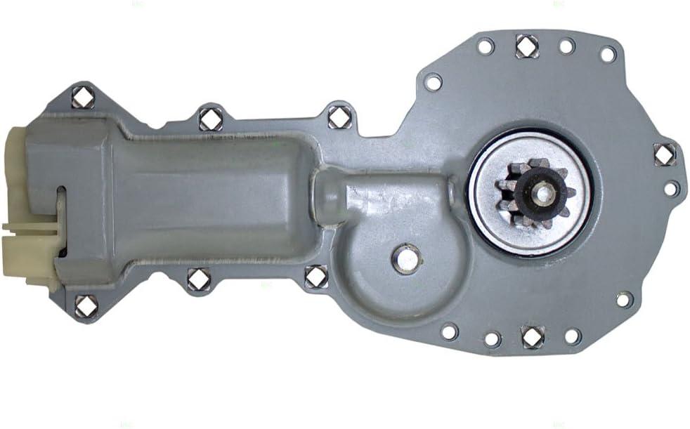 Replacement Power Window Lift Regulator Motor Compatible with 1985-2005 Asto Safari Van 88960088