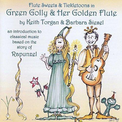 Green Golly & Her Golden Flute -