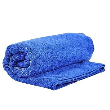 Laurelmartina 30 * 30 Limpieza Absorbente de Microfibra Detalle del vehículo Paños Suaves Lavar Toallas Esponjas Ropa y cepillos Sin rasguños: Amazon.es: ...
