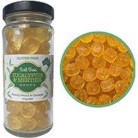 Scott Bros. Candy Eucalyptus & Menthol Drops, 170 g