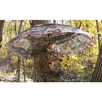 "57/"" Camo Treestand Umbrella New Free Ship"