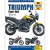 Haynes Manual 5752 for Triumph Tiger 800 (2010-2014)