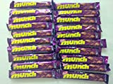chocolate india - 20 x Nestle Munch 10.1 grams gms chocolate Chocolates - made in India (pack of 20 nestle munch