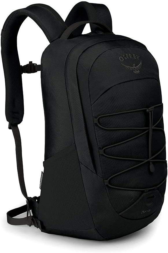 Osprey Axis 18, Unisex Everyday & Commute Pack - Black O/S