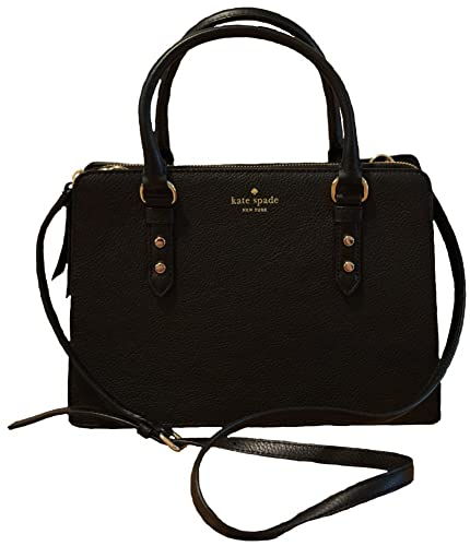 759ca8d9906a Amazon.com  Kate Spade New York Mulberry Street Lise Purse (Black ...