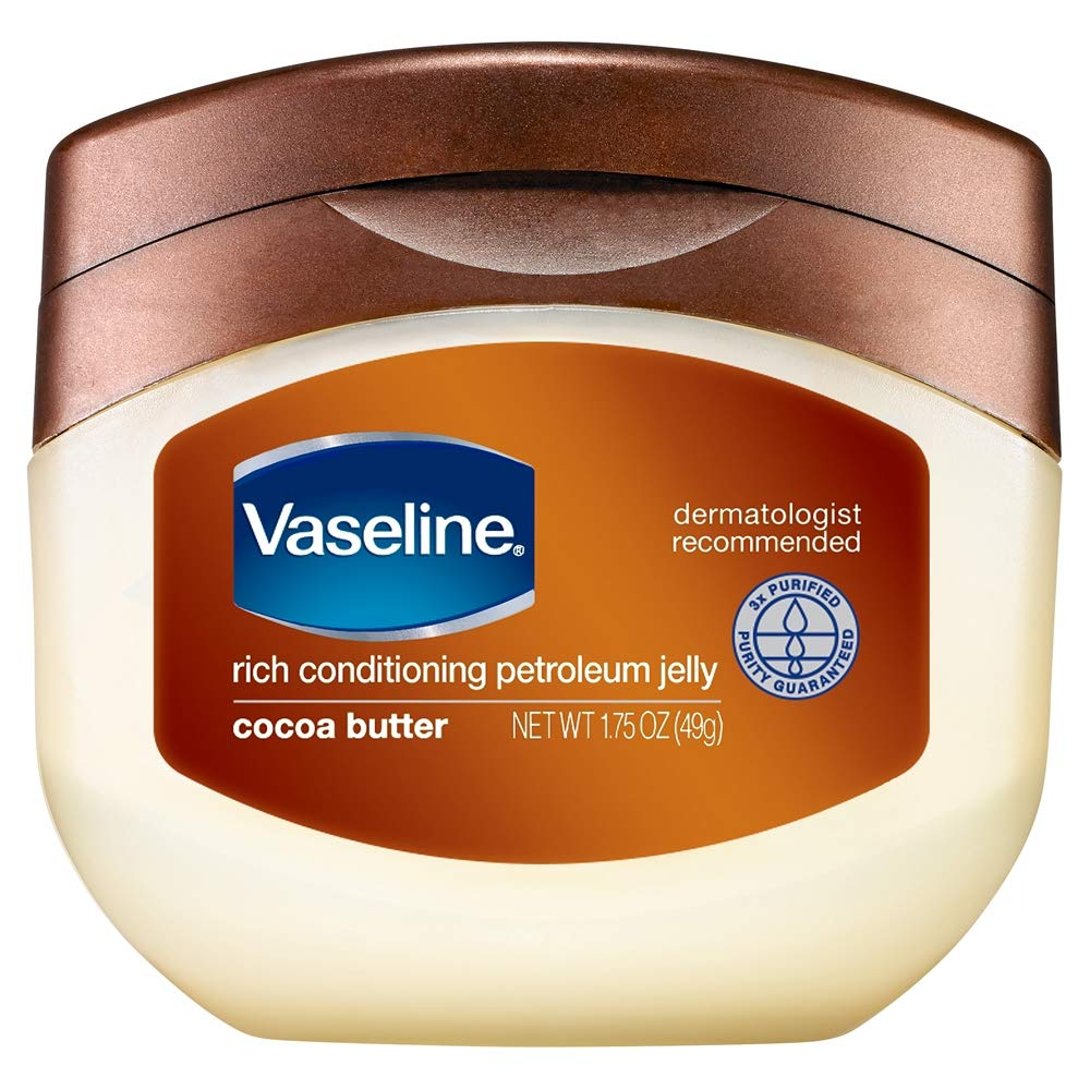 Vaseline Petroleum Jelly For Dry Cracked Skin Cocoa Butter 7.5 oz