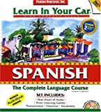 Learn in Your Car Spanish, Henry N. Raymond, 1591252075
