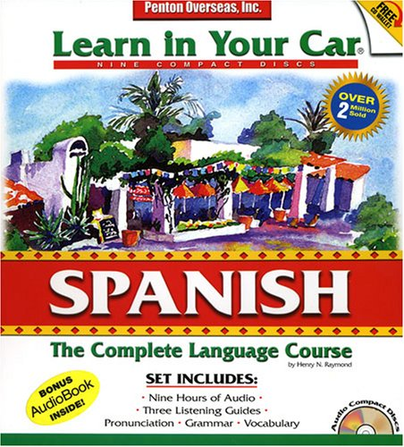 Spanish Complete: The Complete Language Course : 3 Level Set (Learn in Your Car) (Spanish Edition)