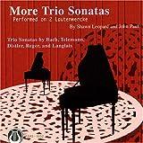 More Trio Sonatas Performed on 2 Lautenwerck