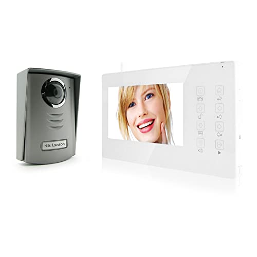 Avidsen 112124 Interphone vidéo Blanc