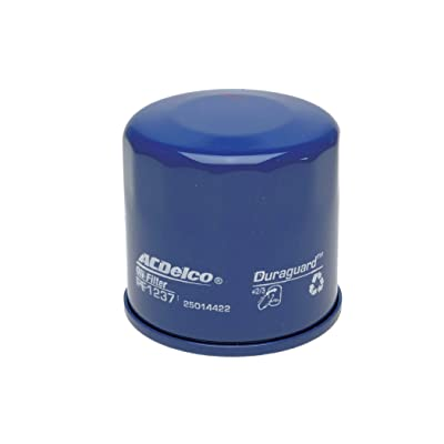 ACDelco PF1237 Professional Engine Oil Filter: Automotive