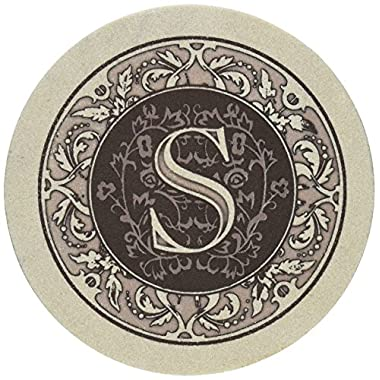 Thirstystone Monogram S Coasters