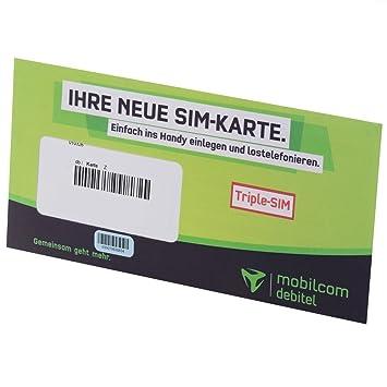 Mobilcom Debitel Vf Business Nk Triple Amazonde Elektronik