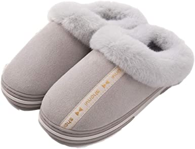 Gibobby House Slippers for Women Wide