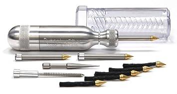 75fbaa2df24 Dynaplug Pro Kit de reparación de pinchazos de neumáticos sin  cá