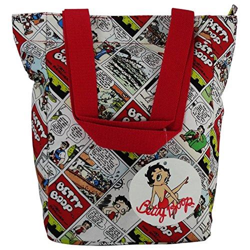 al Tote Boop Betty Shopper Bolso por Hombro Mujer wIPwxgq8C