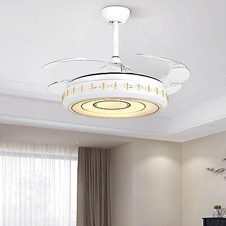 Amazon.com: TiptonLight Lámpara de ventilador invisible de ...