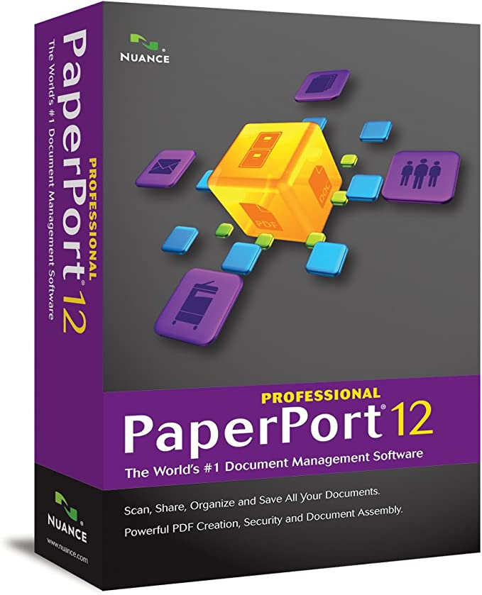 Cheapest PaperPort Professional 11 width=