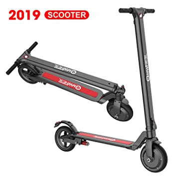 Scooter electrico-Patinete electrico Adulto , Ajustable la Altura, 25km/h,8