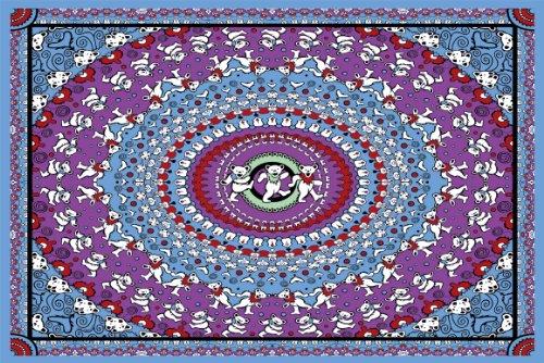 Sunshine Joy Grateful Tapestry Tablecloth product image