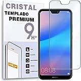 Protector de Pantalla para Huawei P20 Lite - Nova 3E, Cristal Vidrio Templado Premium