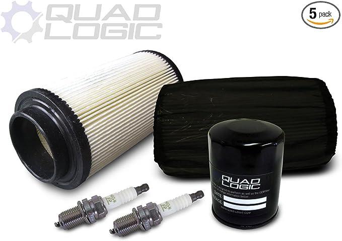 Novo 01-06 Polaris Sportsman 90 Kit Tune Up Filtro De Ar BPR7HS Spark Plug