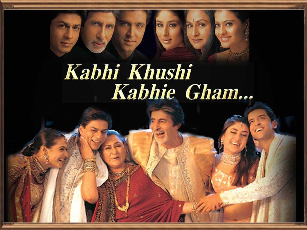 Amazon.com: Kabhi Khushi Kabhie Gham/kuch Kuch Hota Hai - 2 DVD ...