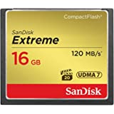 Sandisk Extreme CompactFlash Memory Card - 16 GB (SDCFXS-016G-A46)