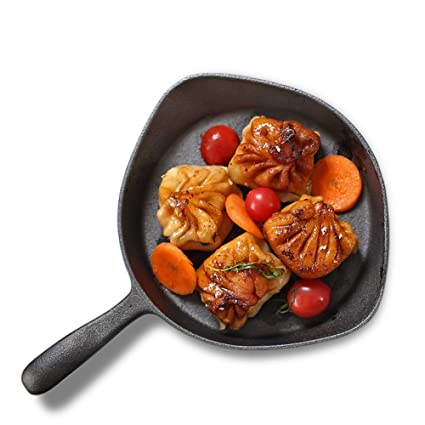 MAIFENGLE Sartenes Antiadherentes Induccion,para Todo Tipo de cocinas Incluido Inducción,Hierro Engrosado,