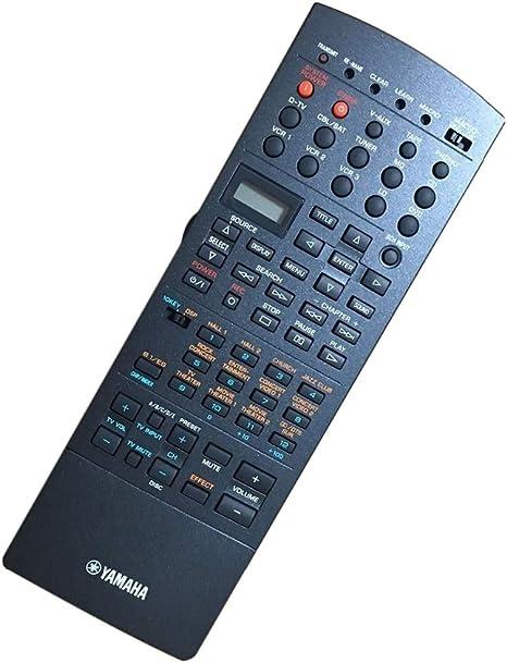 Calvas New original FOR YAMAHA RAV220 AV SYSTEM V4565600 RTV4565600 RAV220 Remote Control