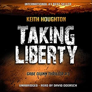 Taking Liberty Audiobook