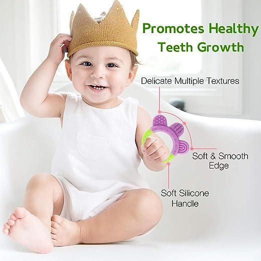 Amazon.com: MICHEF - Chupete alimentador de frutas para bebé ...