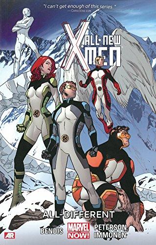 Download All-New X-Men Volume 4: All-Different (Marvel Now) (Marvel Now!: X-men) pdf epub