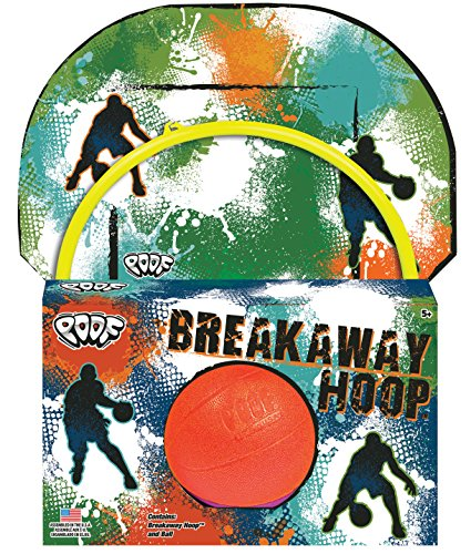 POOF Over The Door Breakaway Basketball Hoop (Breakaway Basketball)
