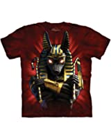 Anubis Soldier T-Shirt by the Mountain - Adult Sizes (Large)