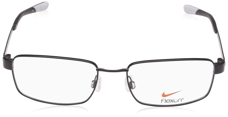 9c7abdb5fcf Amazon.com  Eyeglasses NIKE 4272 004 SATIN BLACK-WOLF GREY  Sports    Outdoors
