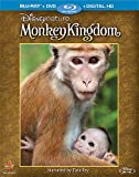 Disneynature: Monkey Kingdom [Blu-ray + DVD + Digital HD] (Bilingual)