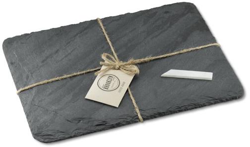 Brooklyn Slate Cheese Board, Grey | Williams-Sonoma