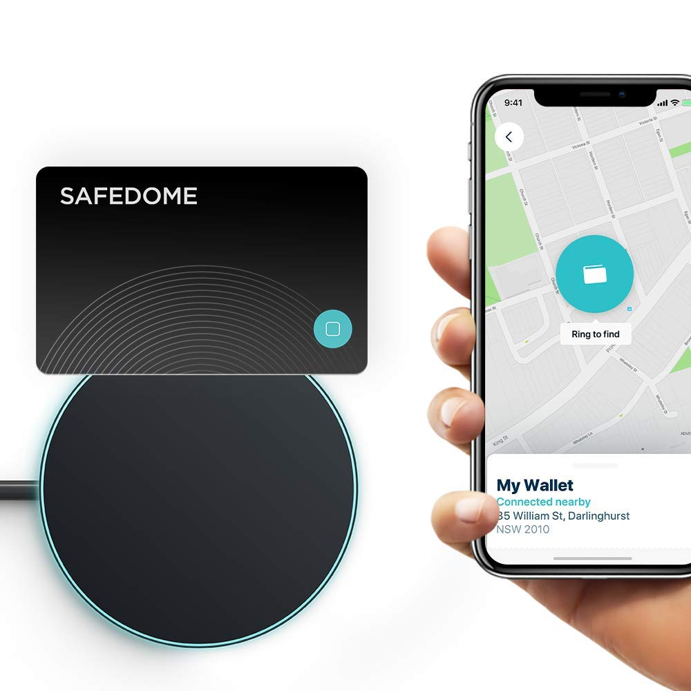 SAFEDOME RECHARGE - La tarjeta recargable de localización ...