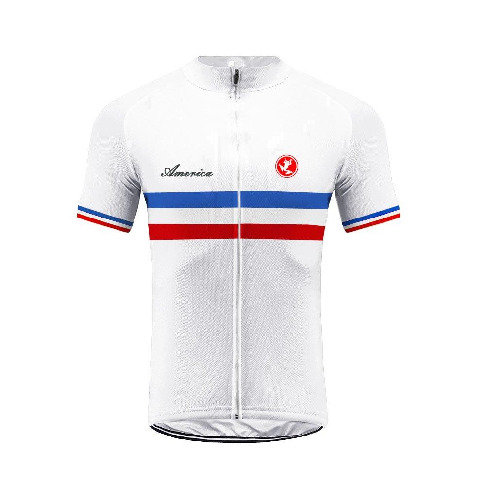 Uglyfrog 2018 Summer Women's Short Sleeves Cycling Jersey Road Bike Clothing
