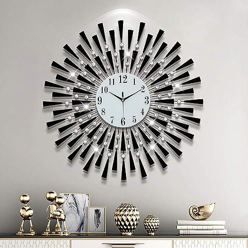 FLEBLE 27.5 inch Big Wall Clock