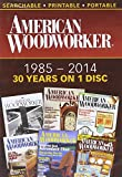 American Woodworker Magazine Compilation CD