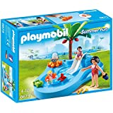 Playmobil - Piscina para niños con bebé (6673)