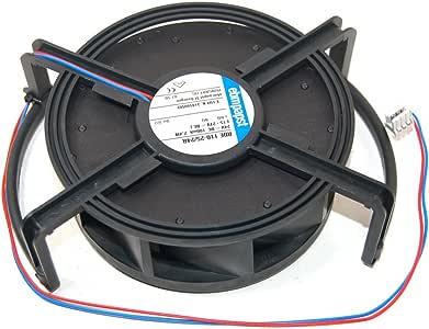 Circulación de aire ventilador del evaporador para AEG frigorífico ...