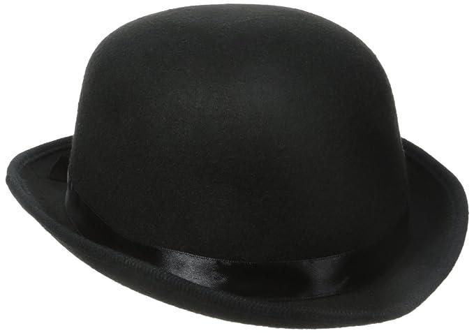 Jacobson Hat Company Men s Deluxe Felt Derby (5 Inch Tall) de79b353a643